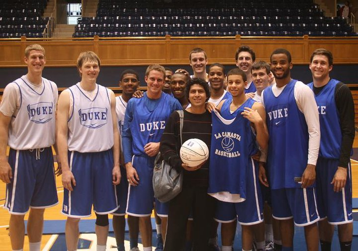 Seleccion de la Universidad de Duke