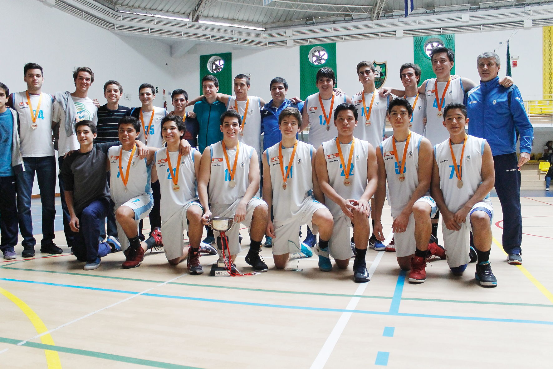 CAMPEON SUB 17 - REGATAS 23