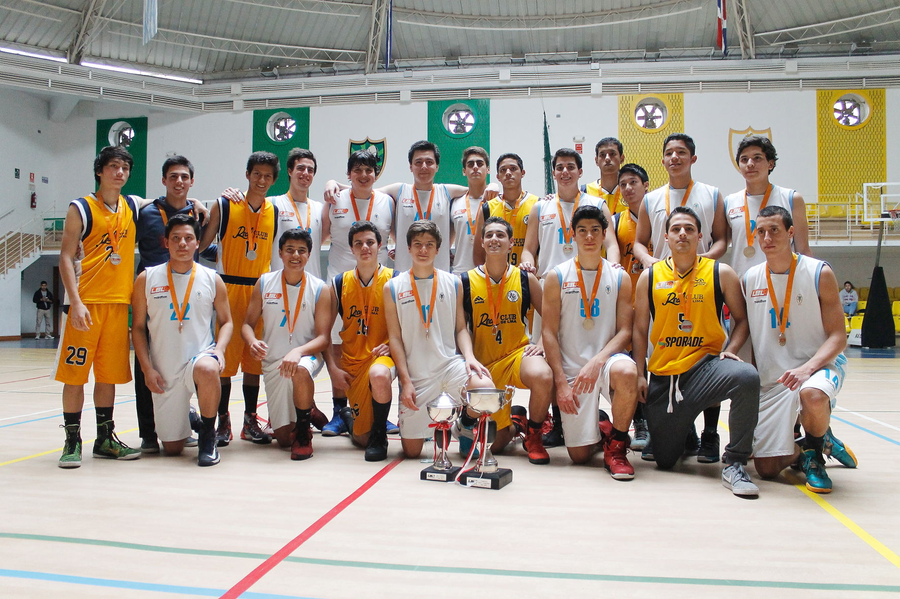 CAMPEON SUB 17 - REGATAS 26