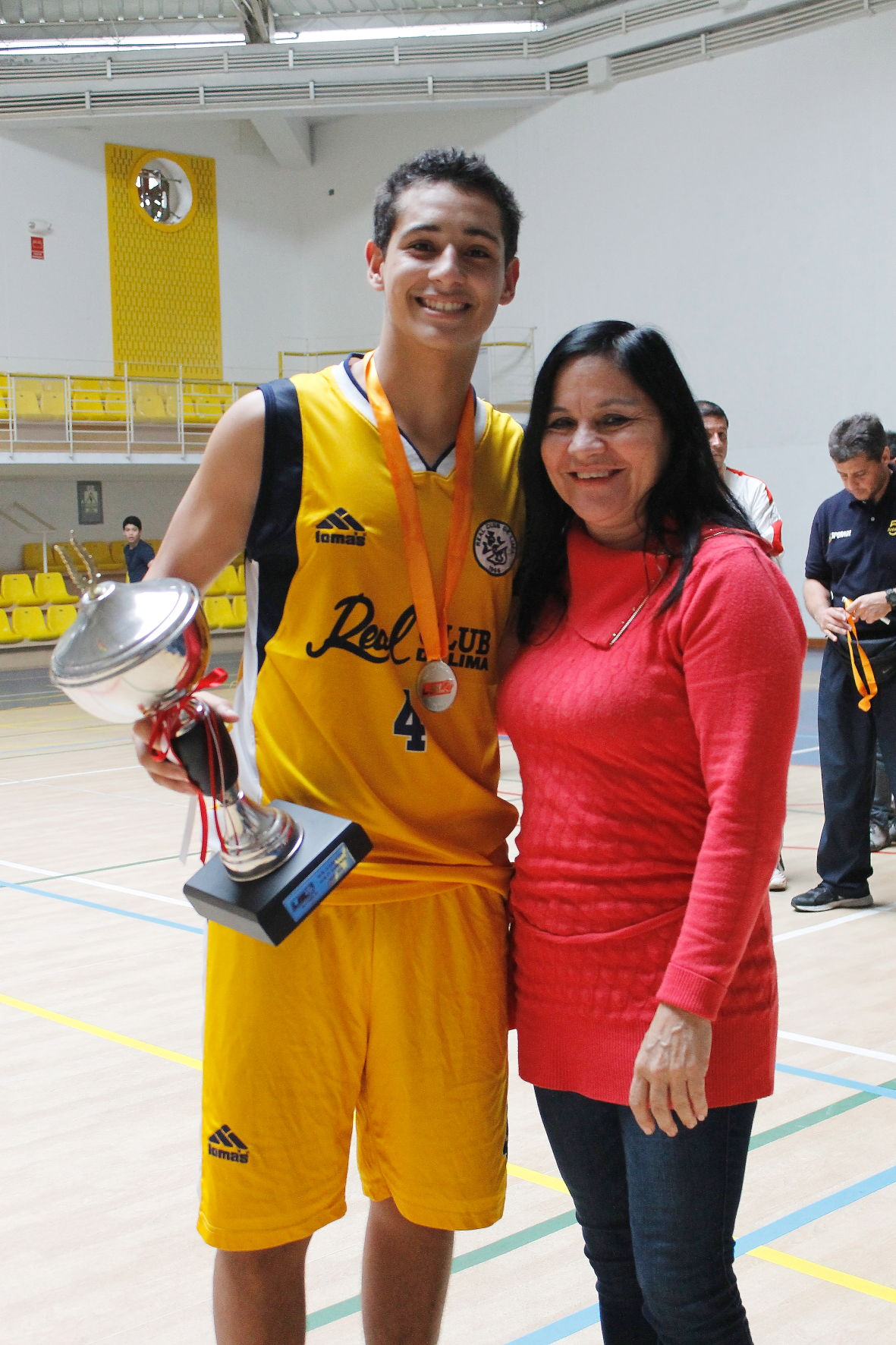 CAMPEON SUB 17 - REGATAS 9